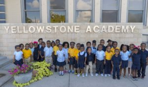 Yellowstone Academy Students