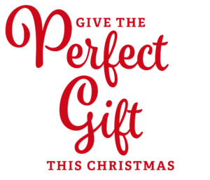 Give the Perfect Gift This Christmas