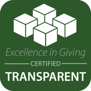 Excellence in Giving Certified